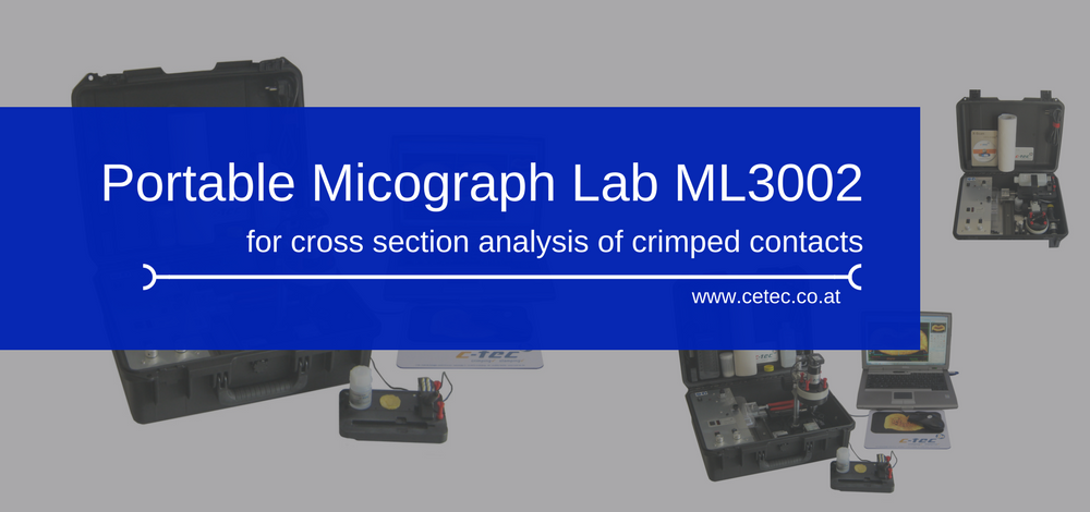 Portable Micrograph Lab ML3002