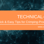 Technical Tips for Crimping-Processes