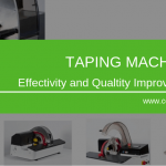 Taping Machines support effectivity and improve quality